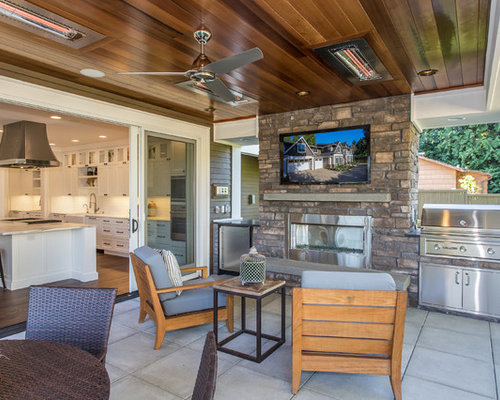 Outdoor Kitchen Design Ideas & Remodel Photos | Houzz