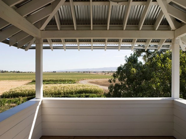 Contemporary Porch by Butler Armsden Architects