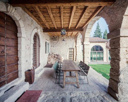 idee e foto di portico in campagna