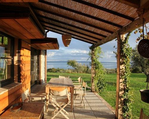 case di campagna con portico design casa creativa e