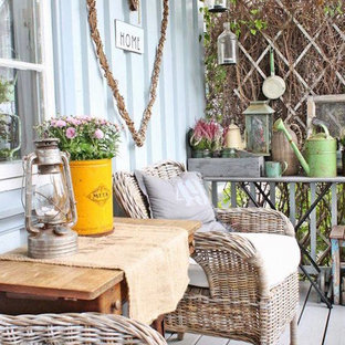 Shabby-Chic Style Portico