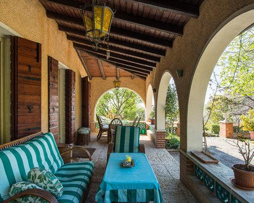 Foto e idee per patii e portici patio o portico for Idee portico florida