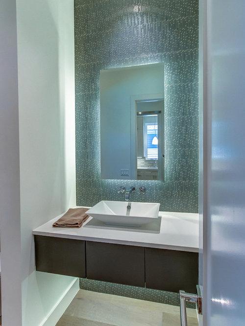 Piastrelle blu bagno affordable vasca da bagno incassata in grigioblu spagnolo in piastrelle - Bagno in spagnolo ...