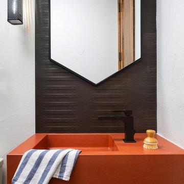 3 Bold Powder Baths