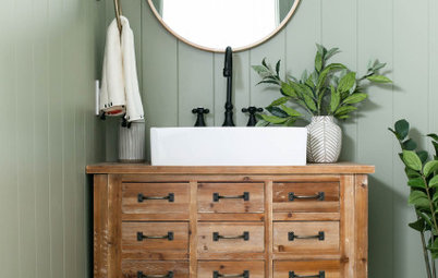 Powder Room Palettes: 10 Great Color Options