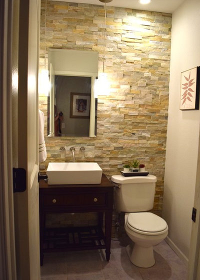See A Diy Powder Room Transformation For 1 100