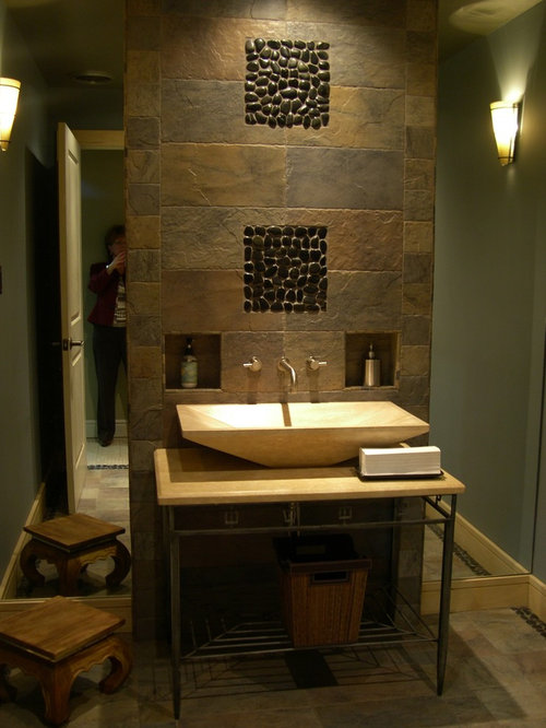Asian Powder Room Design Ideas Remodels Amp Photos