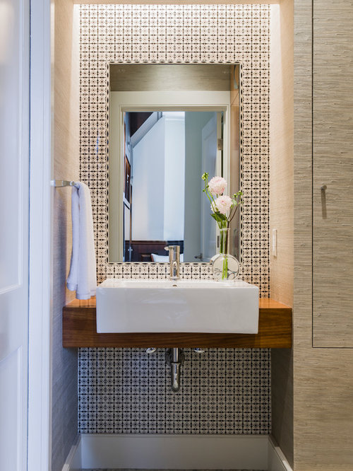 5000 modern powder room design ideas remodel pictures houzz - Powder Room Design Ideas