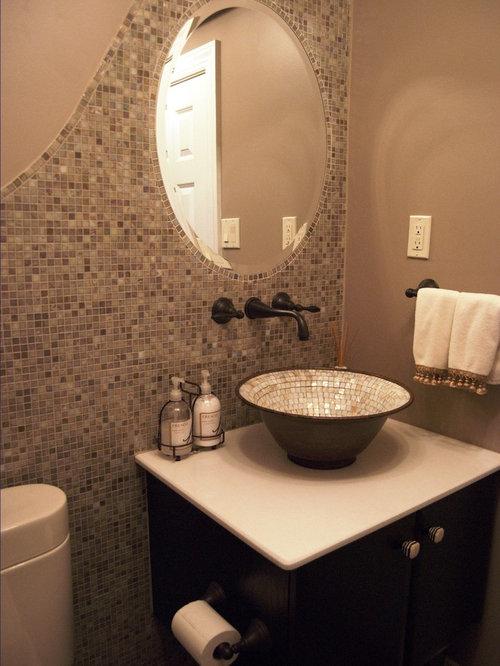 Half bath tile houzz - Bathroom tile ideas pictures ...