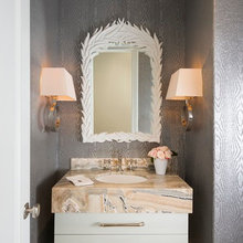 Backup Silver powder rooms