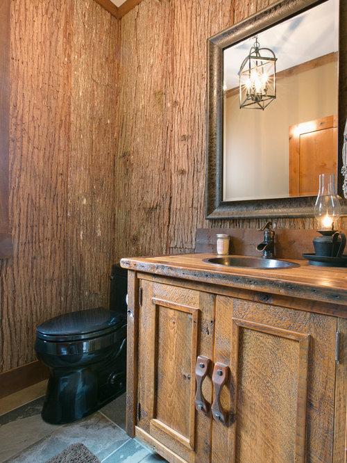g stetoilette g ste wc mit einbauwaschbecken und schieferboden ideen f r g stebad und g ste. Black Bedroom Furniture Sets. Home Design Ideas