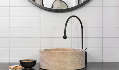 7 Countertop Materials for Bathrooms