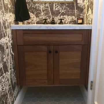 Bernal Heights: Gates Bathrooms