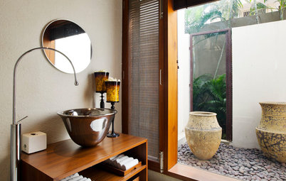 How to Create a Lavish Bathroom