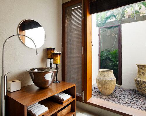 Powder Room Design Ideas, Inspiration & Images | Houzz