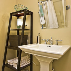 powder room by Just Perfect! Home Staging + More