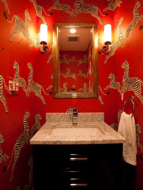 Scalamandre Zebra Wallpaper Ideas Pictures Remodel And Decor