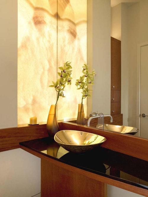 Backlit Alabaster Home Design Ideas Pictures Remodel And