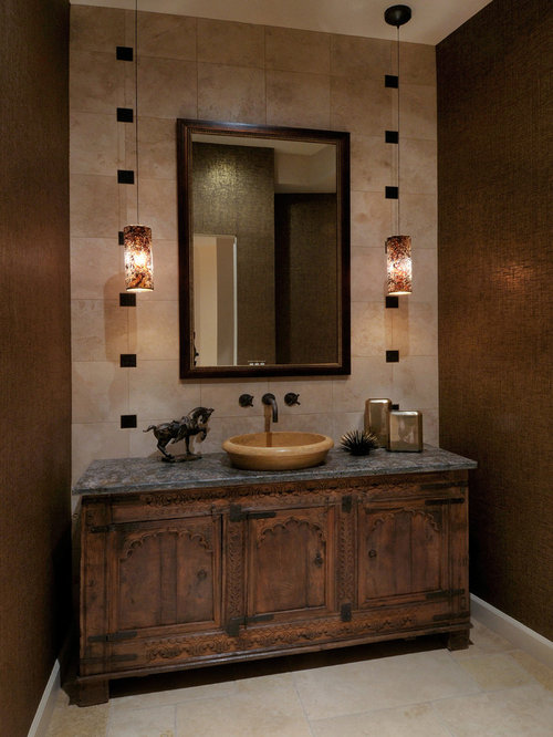 Western Bathroom Home Design Ideas, Pictures, Remodel And