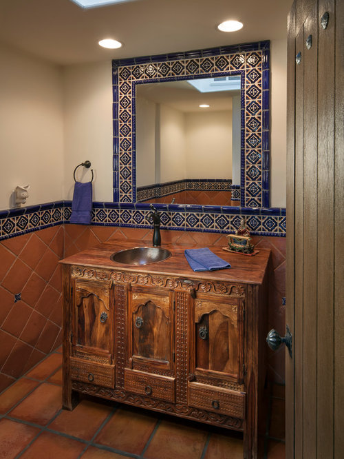 Terra Cotta Tile Home Design Ideas Pictures Remodel And