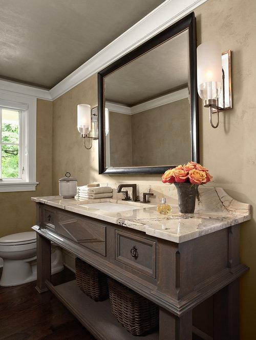 Powder Room Vanity Home Design Ideas Renovations Amp Photos