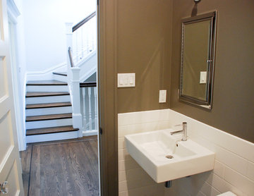 Castro Bathroom and Stair Remodel