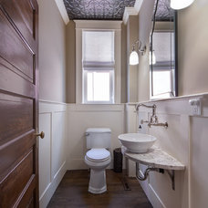 Traditional Powder Room by Interior Intuitions, Inc.