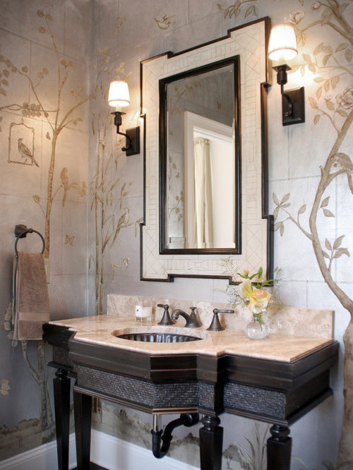 Traditional Powder Room Design Ideas Pictures Remodel