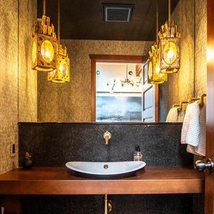 Неиссякаемый источник вдохновения для домашнего уюта: туалет в стиле ретро
