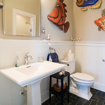 Coastal Bathroom #3