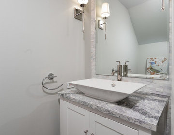 Condo Renovation -  Master Bathroom