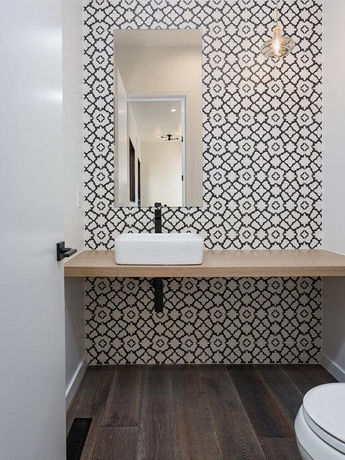 Best 48 Albuquerque Black And White Tile Powder Room Ideas Magnificent Bathroom Remodel Albuquerque