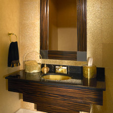 Powder Room by Weiss Design Group, Inc.