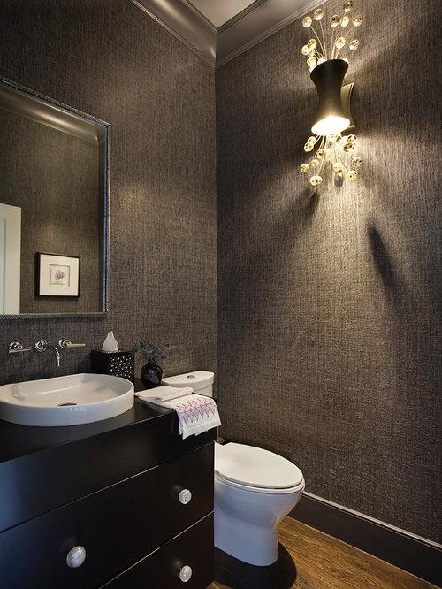 Cloakroom Design Ideas Renovations amp Photos With Dark