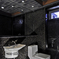Contemporary Bathroom by Nathan Winchester Designs