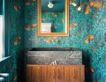 Cottage Farms - Eclectic Bathroom