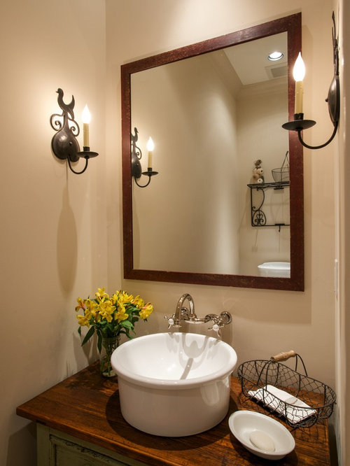 Powder room sink ideas pictures remodel and decor - Powder room sink ideas ...