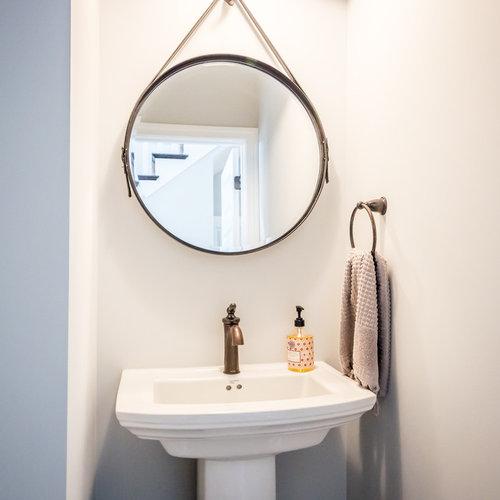 Photos Et Idées Déco De Wc Et Toilettes à Petit Budget Avec