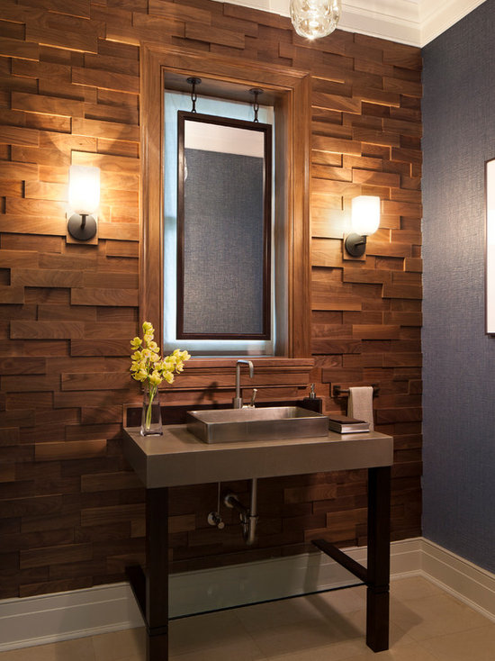 top 20 powder room with concrete countertops ideas   houzz