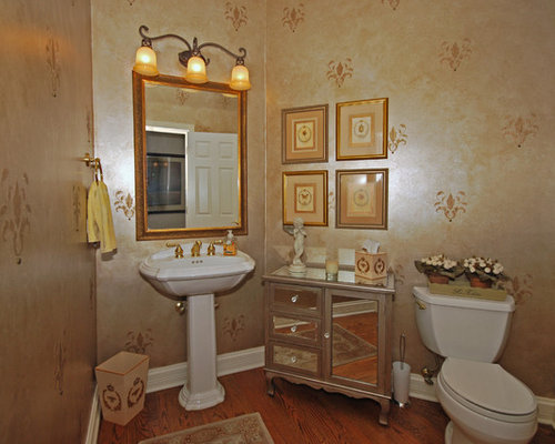 Faux Painting Bathroom Cabinets faux painting bathroom | houzz
