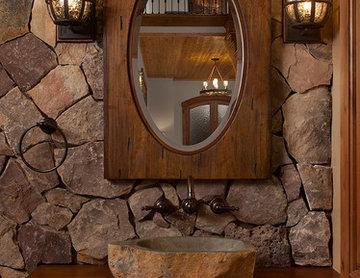 Dandridge - Log Style Cabin