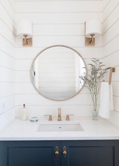 Bord de Mer Toilettes by Ryan Hoyt Designs Inc.