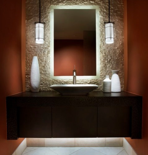 Led Backlit Mirrors Ideas Pictures Remodel And Decor