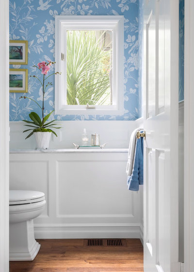 Traditional Cloakroom by WE Studio Photography