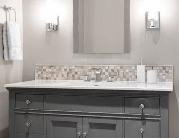 Design Connection Inc Bathrooms | Kansas City Interior Design