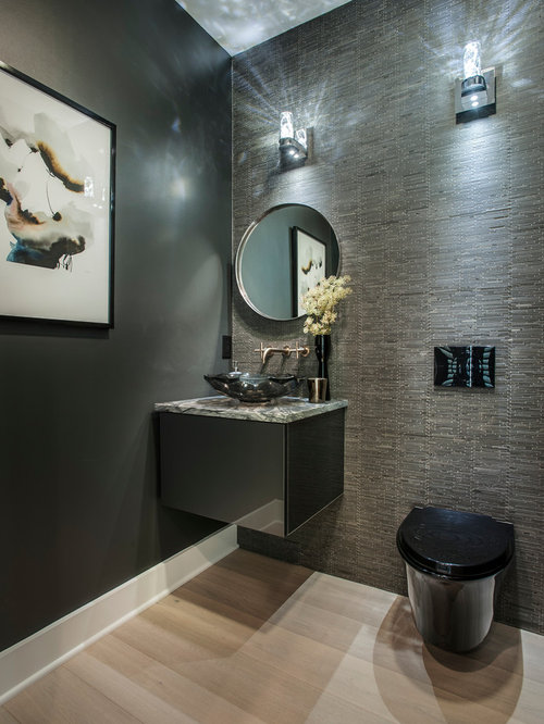Powder Room Design Ideas Best Contemporary Powder Room Design Ideas Remodel Pictures Houzz