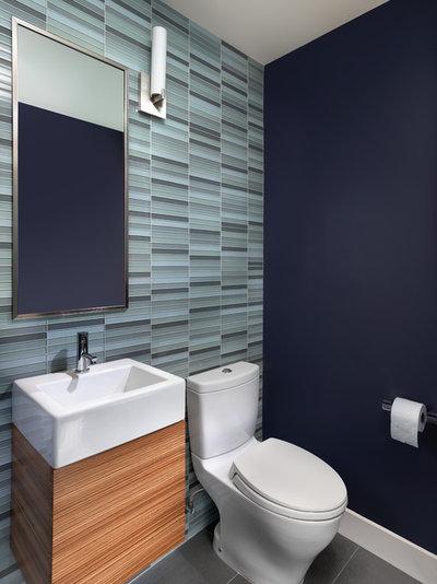 Современный Туалет by Rossington Architecture