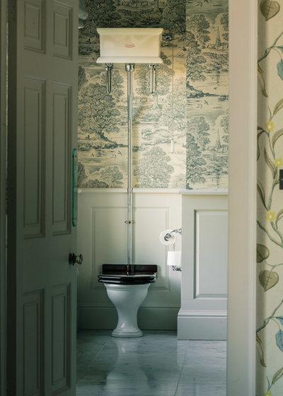 Lantlig Toalett by Drummonds Bathrooms