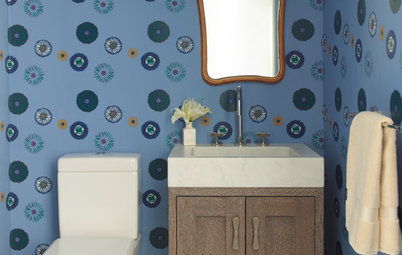 Powder Room Palettes: 10 Light Blues to Love