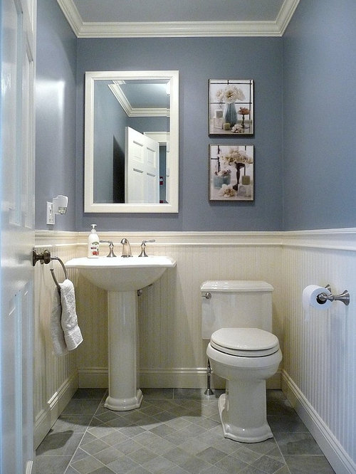 Houzz half bathroom - Small Traditional Powder Room Design Ideas Amp Remodel Pictures Houzz